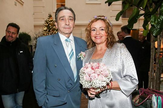 Zatímco na place už má svatbu za sebou, v osobním životě se Jitka Sedláčková zatím nevdala.