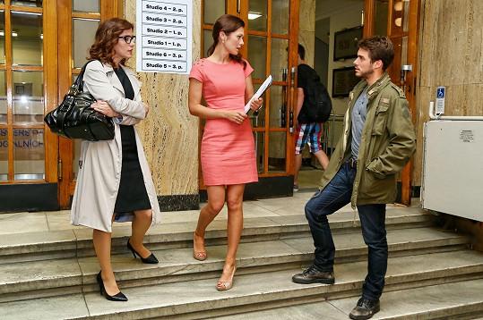 V epizodní roli ji diváci uvidí ve VIP vraždách.