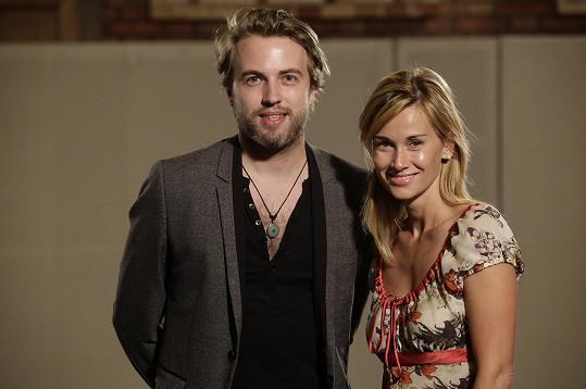 Michal Kurtiš bude letos tančit s dýdžejkou Luccou.