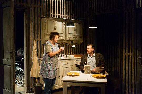 V roli šerifa budou alternovat Petr Pěknic a Petr Meissel.