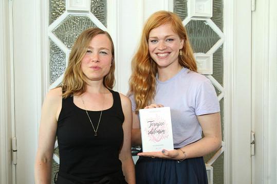 Josefina Bakošová a Ester Geislerová představily novou knihu o rozchodech.