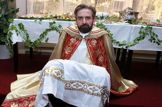 Roman Zach coby kněz