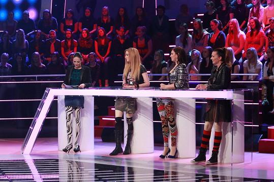 V týmu žen byla i Sabina Křováková.