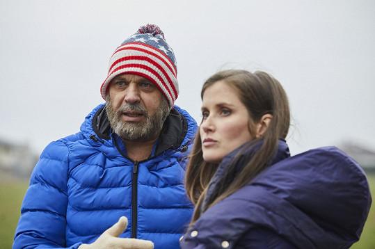 Zanedlouho ji diváci uvidí v novém seriálu Co ste hasiči, kde hraje i Petr Rychlý.