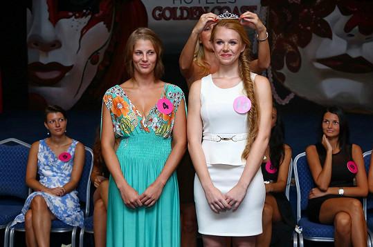 Anna Šebková právě vyhrála pátý ročník projektu Mesarošové.