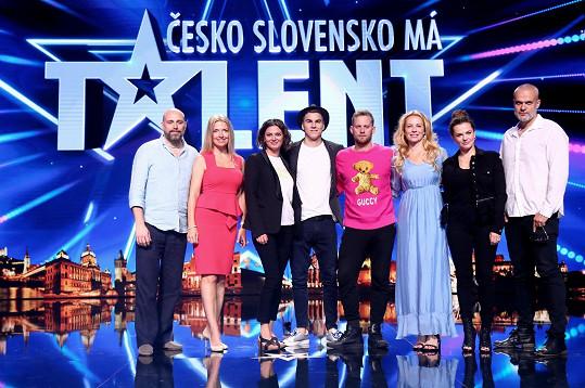 Nová řada show Československo má talent startuje na podzim.