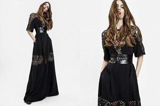 Šaty navrhla pro Pietro Filipi návrhářka Ivana Mentlová do své exkluzivní kolekce Silverline. Kolekce byla nominovaná na cenu Czech Grand Design v kategorii Módní designér.