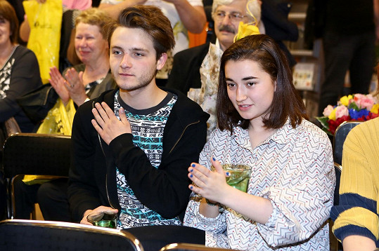 Antonie Rašilovová vzala i přítele.