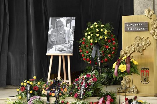 Vladimír Poštulka zemřel ve věku 76 let.