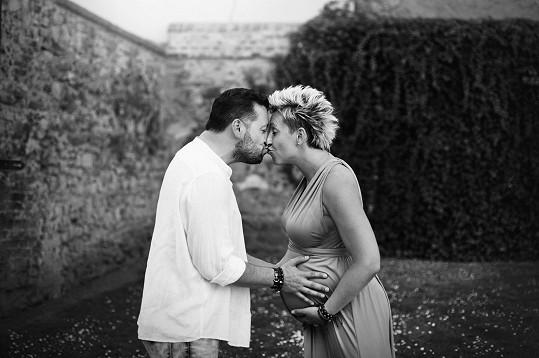 Michal bude mít se Zuzanou na její těhotenství krásnou vzpomínku.