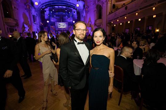Jan Révai s partnerkou Zuzanou Šulajovou