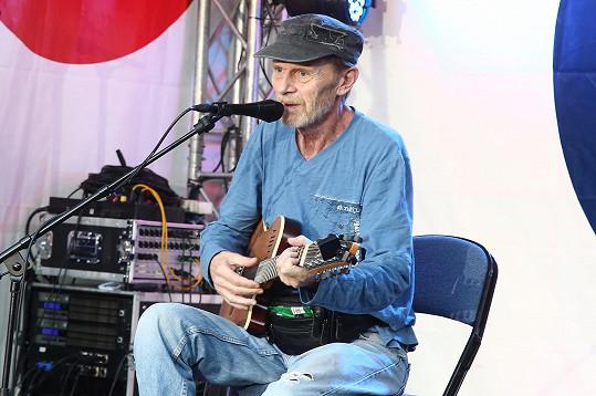 Schmitzer měl v rámci karlovarského festivalu i koncert v domě ČT.