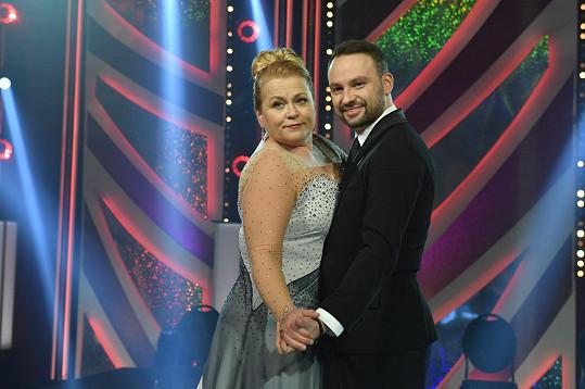 Pavla Tomicová s Markem Dědíkem si rozumí od prvního momentu.