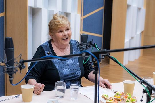 Ivanka Devátá přijala pozvání do silvestrovského vydání pořadu Tobogan.