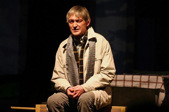 Vladimír Dlouhý má na kontě desítky televizních, filmových i divadelních rolí.