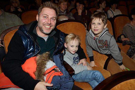 S kluky v kině
