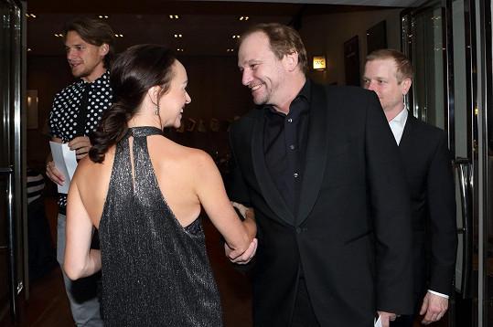 Táňa s Markem Taclíkem
