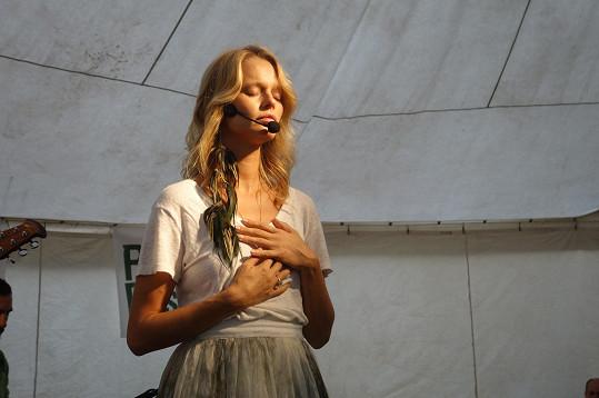 Miss České republiky 1999 promluvila o své duševní cestě, ale i o soukromí.