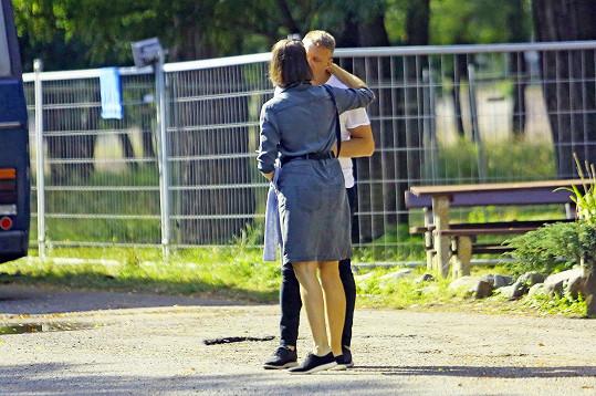 Klára Melíšková a Viktor Tauš jsou pořád zamilovaní až po uši.