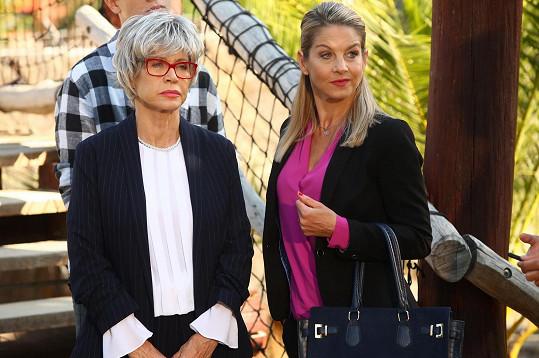 Na obrazovky se vrátí Sabina Laurinová, která v seriálu Sestřičky musela tragicky zemřít.