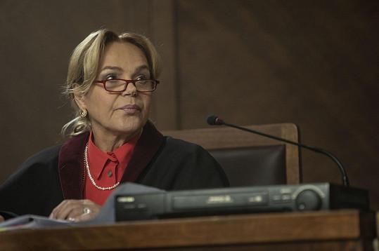 Bývalá první dáma v roli státní zástupkyně