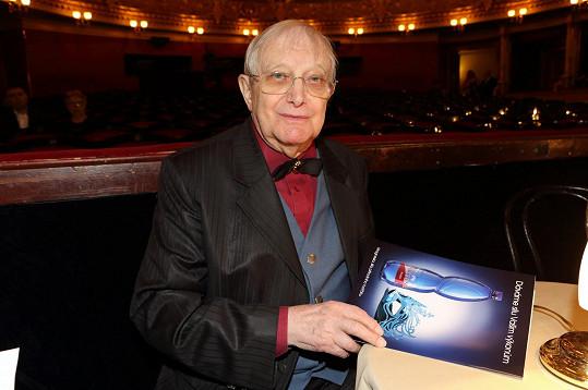 Už brzy bude principál divadla Semafor slavit jeho šedesáté výročí.