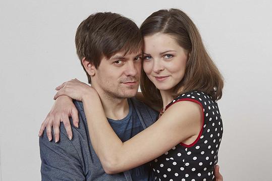 Jiří Mádl a Monika Horvátová