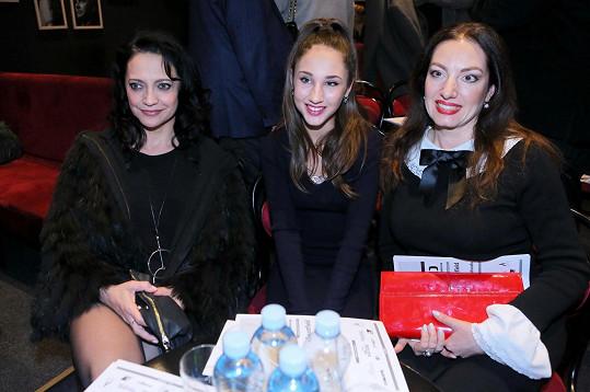 Získá Thálii Lucie Bílá, Natálie Grossová, nebo Katarína Hasprová?