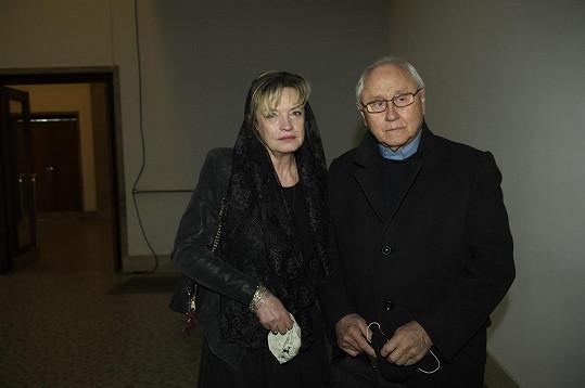 Jaroslav Satoranský a Taťána Vojtová