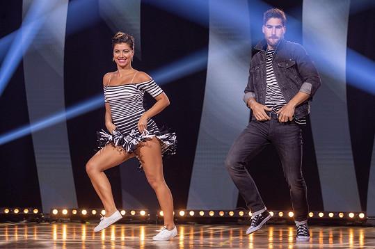 David Svoboda prý tančit nezapomněl.