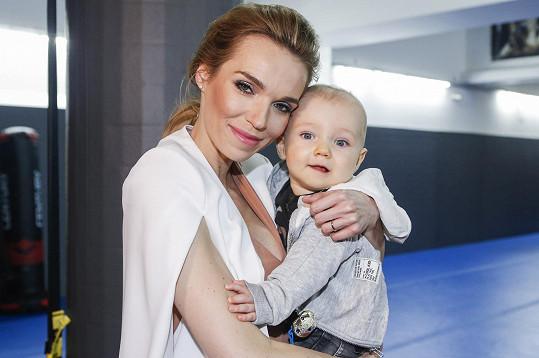 Mají spolu syna Andrease.