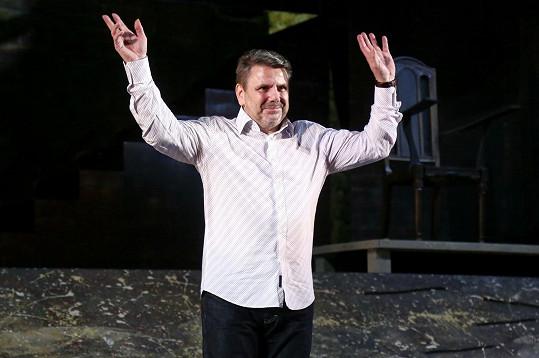 Na premiéře muzikálu Ať žijí duchové se ukázal představitel Janka Dlouhého z původního filmu.
