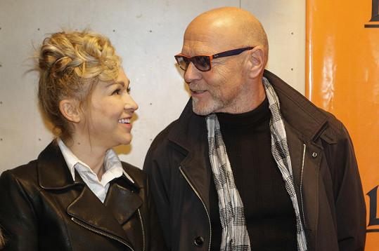 S kolegou Markem Vašutem