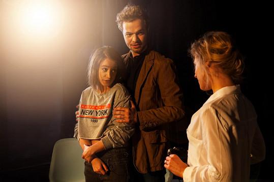 Kromě Anny Stropnické hraje v novém nastudování divadelní hry Patricka Marbera například Tomáš Havlínek
