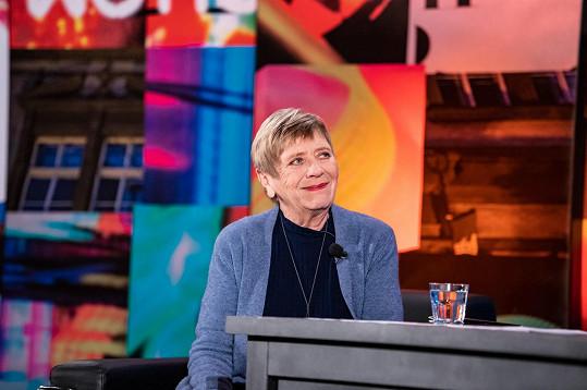 Jaroslava Obermaierová vzpomínala na porevoluční dobu a tehdejší zkušenost.