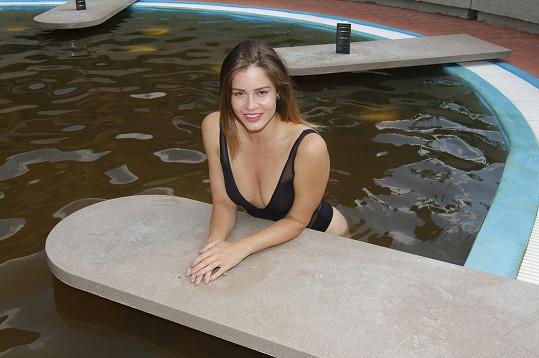 Zuzanu zaujaly termální bazény.