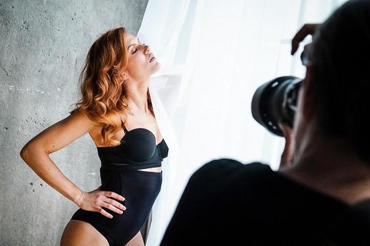 Gabriela nedávno nafotila sexy snímky pro Playboy.