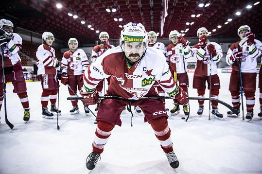 Tomáš Dastlík by rád sehnal partu rekreačních hokejistů a chodil s nimi pravidelně hrát.