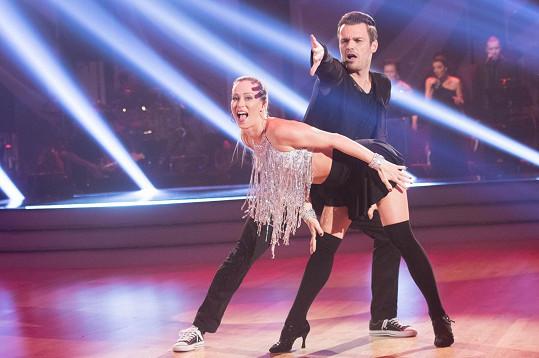 Leoš v akci, tančili jive.