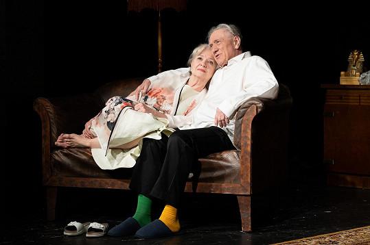 Divákům se jako Emily a Henry představí od 25. dubna, kdy bude mít hra na Malé scéně divadla Studio DVA premiéru.