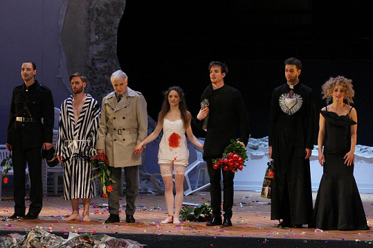 Premiérové obsazení Manon Lescaut v Národním divadle