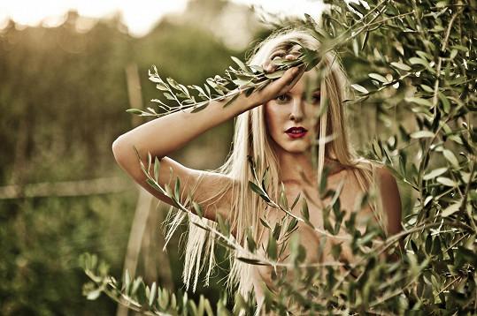 Taťána Šedivá se v Miss neprosadila, ale na poli modelingu je velmi úspěšná.