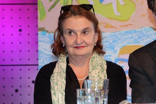 Eva Holubová měla tu čest číst před vydáním knihu Václava Havla.