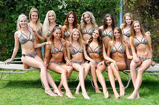Poslední semifinále soutěže Miss léta