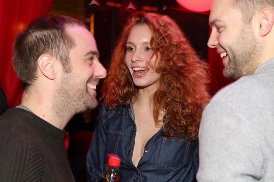Denisa s Danem dorazili na koncert, který pořádal Petr Kutheil.