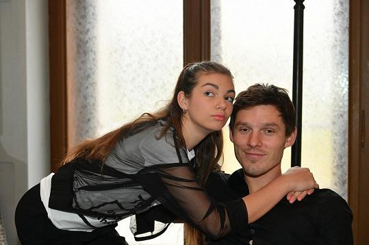 Na akci nechyběli ani Nelly Řehořová a Pavel Calta.