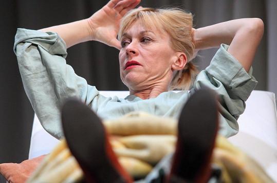 Dana Batulková se zhostí náročné role.