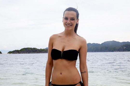 Kateřina by se ráda prosadila jako modelka či herečka.