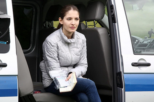 Sara Sandeva si spolupráci s Prachařem pochvaluje.