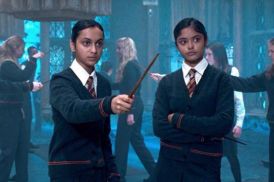 Jejím hlasem mluvila i Dvojčata Patilovy v sérii filmů Harry Potter.